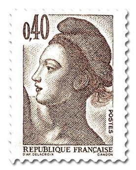 n° 2183 -  Selo França Correios