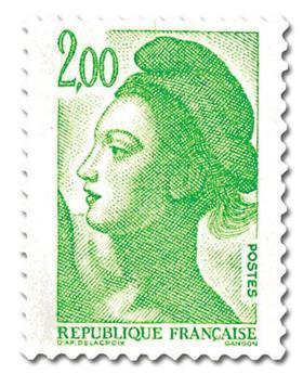 n° 2188 -  Selo França Correios