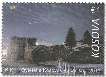 n° 305/306 - Timbre KOSOVO Poste