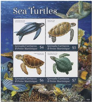 n° 4406/4409 - Timbre GRENADINES Poste