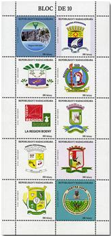 n° 1925/1934 - Timbre MADAGASCAR Poste