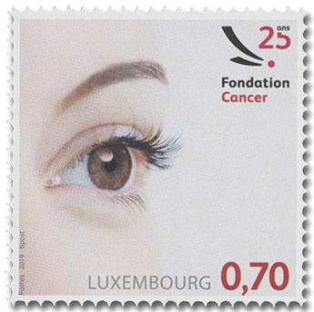 n° 2137 - Timbre LUXEMBOURG Poste