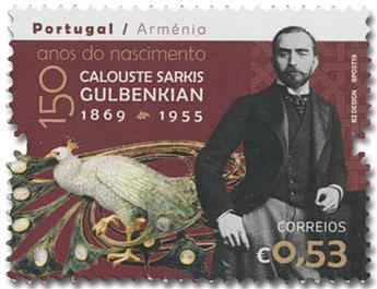n° 4467/4468 - Timbre PORTUGAL Poste