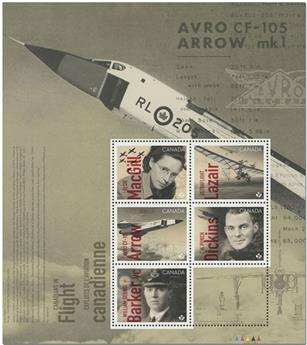 n° F3592 - Timbre CANADA Poste