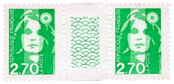 n°3005a** - Timbre FRANCE Poste