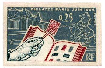 n°1403a** ND - Timbre FRANCE Poste