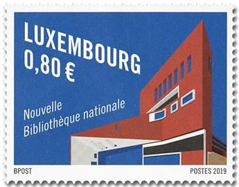 n° 2143 - Timbre LUXEMBOURG Poste
