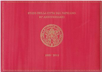 n° 1 - Timbre VATICAN VIII - Carnets et ouvrages de luxe