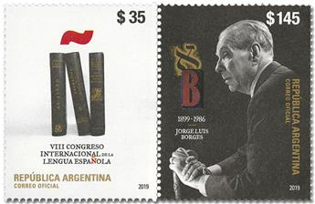 n° 3190/3191 - Timbre ARGENTINE Poste
