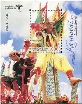 n° 347 - Timbre INDONESIE Blocs et feuillets