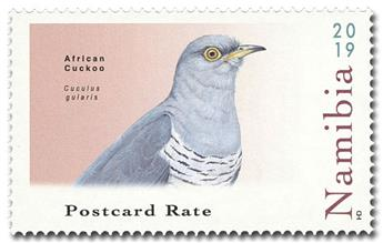 n° 1424/1427 - Timbre NAMIBIE Poste
