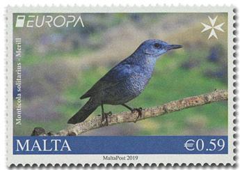 n° 1958/1959 - Timbre MALTE Poste (EUROPA)
