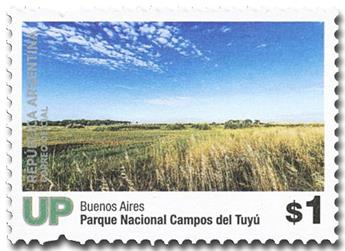 n° 3205/3215 - Timbre ARGENTINE Poste