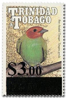 n° 1043 - Timbre TRINITE  Poste