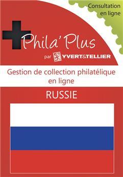PHILA´Plus en ligne : Russie (12 mois)