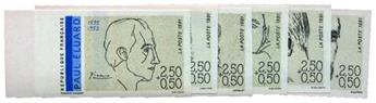 n°2681/2686** ND - Timbre FRANCE Poste