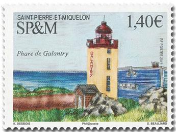 n° 1227 - Timbre Saint-Pierre et Miquelon Poste
