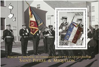 n° 1226 - Timbre Saint-Pierre et Miquelon Poste