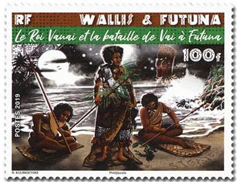 n° 914 - Timbre WALLIS & FUTUNA Poste