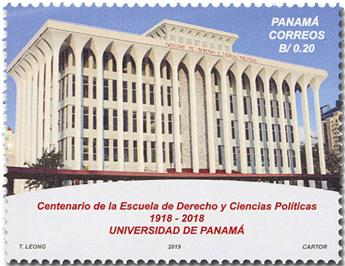 n° 1344 - Timbre PANAMA Poste