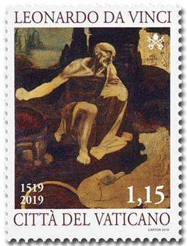 n° 1823 - Timbre VATICAN Poste