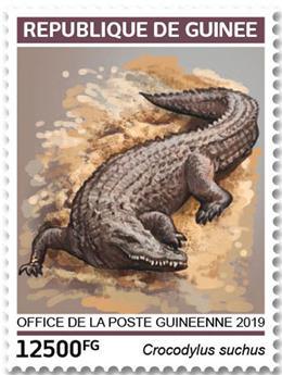 n° 9693/9696 - Timbre GUINÉE Poste