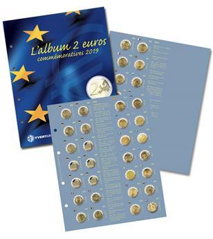 Recharges 2€ COMMÉMORATIFS (2019)
