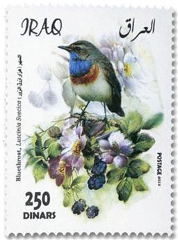 n° 1891/1894 - Timbre IRAK Poste