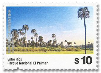 n° 3196 - Timbre ARGENTINE Poste