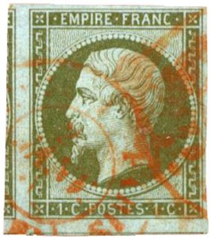 n°11 obl. TB - Timbre FRANCE Poste