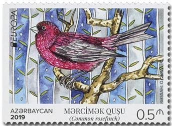 n° 1167a/1168a - Timbre AZERBAIDJAN Poste