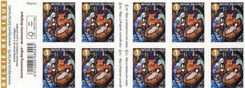 n° C4883 - Timbre BELGIQUE Carnets