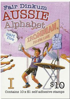 n° C4826 - Timbre AUSTRALIE Carnets