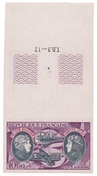 n°47a** ND - Timbre FRANCE Poste Aérienne