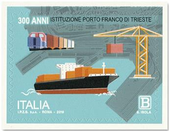 n°3943 - Timbre ITALIE Poste