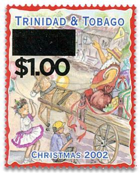 n°1045/1048 - Timbre TRINITE  Poste
