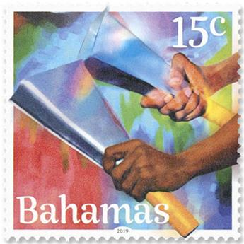 n°1593/1596 - Timbre BAHAMAS Poste