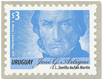 n°2972 - Timbre URUGUAY Poste