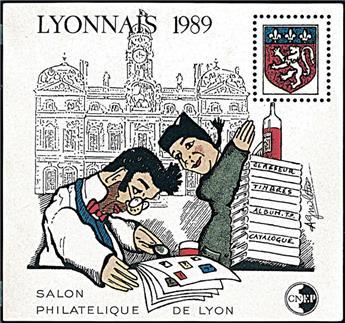 nr. 10 -  Stamp France CNEP Stamp