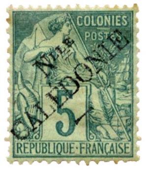 n°24* - Timbre NOUVELLE CALEDONIE Poste