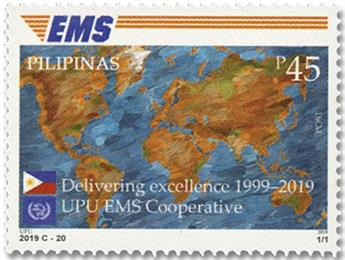 n° 4276 - Timbre PHILIPPINES Poste
