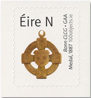 n° 2297 - Timbre IRLANDE Poste