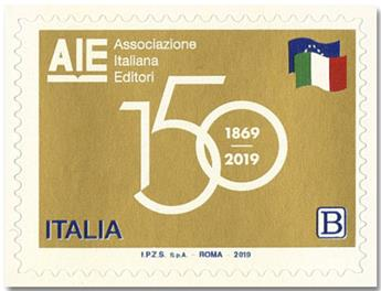 n° 3901 - Timbre ITALIE Poste