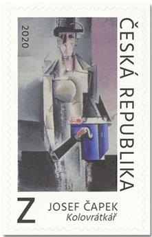 n° 933 - Timbre TCHEQUE (République) Poste