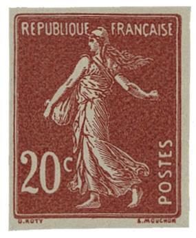 France  : n°139(*) ND