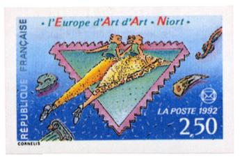 n°2758a** ND - Timbre FRANCE Poste