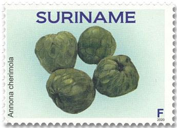 n° 2934/2945 - Timbre SURINAM Poste
