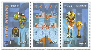 n° 2260/2262 + BF n° 124 - Timbre EGYPTE Poste