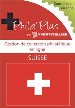 PHILA´Plus en ligne : Suisse (12 mois)