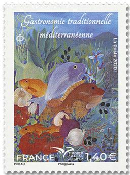 n° 5411 - Timbre FRANCE Poste